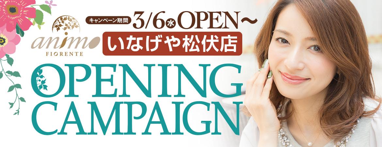 オープンキャンペーン開催中
